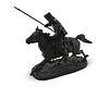 After Eugene Lanceray (20th Century) Cossack on Horseback