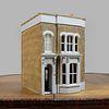 Yinka Shonibare (b. 1962): Peter Norton Family Christmas Project: Untitled (Dollhouse)