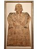 C14 Tested Rare Yellow Gold Chinese Court Robe, 9/10th
