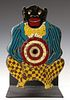 A ZOOT SUIT MONKEY 'ELECTRIC' SHOOTING GALLERY TARGET