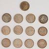 Grp: 13 1921 Morgan Silver Dollar Coins