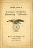 A GOOD W.F. MANGELS CO. SHOOTING GALLERY TRADE CATALOG