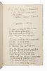 BENET, Stephen Vincent (1898-1943). John Brown's Body. Garden City: Doubleday, Doran and Company, Inc., 1928.