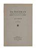 "RAND, Ayn (1905-1982). ""Anthem."" In: The Freeman. Vol. III, No. I. pp.[I]-[VIII], 1-98. Los Angeles: Pamphleteers, Inc. 1946."