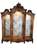 Important 19th Century French Armoire