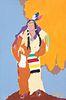 "Geronimo Mark (c 1994) ""Chief of Hudson's Bay"" O/C"