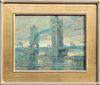 Bye Bitney (b.1960) Tower Bridge in London, O/B