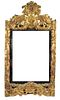 Chinese Carved Gilt Wood Mirror