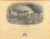 """19th C. certificate, Fireman's Benevolent Society of the City of Hartford, sight size 14 1/2"""" x 18 1/4""""."""
