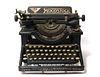 Vintage Woodstock Typewriter