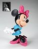 Statuette of Minnie Mouse, ex. Michael Jackson