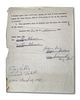 The Jackson 5's First Label Contract