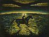 RAFAEL FRANCISCO SALAS, Rider at Dawn