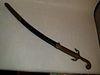 Vintage Islamic Sword Samovar Saber Sheath Persian Turkish Weapon Primitive