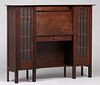 Brooks Furniture Co #426 Combination Writing Desk