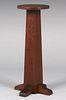 Gustav Stickley Round Pedestal c1907-1912