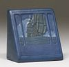 Marblehead Pottery Single Bookend c1910