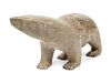 Nuna Parr(Nunavut / Canadian, b. 1949)Walking BearLot is located and will ship from Denver, Colorado.