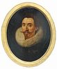 17th C. Flemish School Portrait of a Gentleman