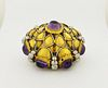 Unusual Tiffany & Co. 18K Gold Pill Box