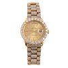 An Impressive 18K Presidential Diamond Rolex Watch