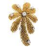 A 1950s French Tiffany & Co Diamond Brooch in 18K