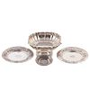 Collection American Sterling Silver Hollowware