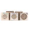 51 Better Silver Halves & 3 Silver Ike Dollars