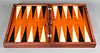 Vintage Avery Riverside & 65th Backgammon Set