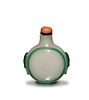 Chinese Peking Glass Snuff Bottle, 18th Century