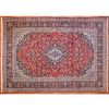 Kashan Carpet, Persia, 8.7 x 12.2