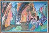 Donna L. Aldrich, Steep Canyon Falls