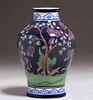 Rookwood Jeweled Porcelain Vase Arthur Conant 1917