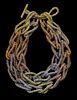 Cubic Loop necklace