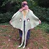 Luna Moth Cape