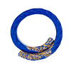 BLUE SOLIDO NECKLACE GL