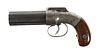 1840s Allen & Thurber Pepperbox Pistol