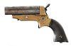 Antique SHARPS PEPPERBOX Pistol Model 2