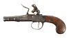 Antique Scalafiot Turin Flintlock Pocket Pistol