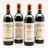 Chateau Calon Segur 1995, 4 bottles