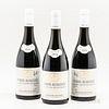 Mongeard Mugneret Vosne Romanee Les Petits Monts 2010, 3 bottles