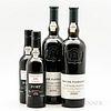 Mixed 2000 Port, 2 bottles2 demi bottles