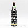 D'Oliveiras Madeira Sercial Reserva 1937, 1 bottle