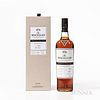 Macallan Exceptional Single Cask 13 Years Old 2005, 1 750ml bottle (oc) Spirits cannot be shipped. Please see http://bit.ly/sk-spiri...