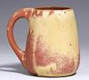 Chauncey R. Thomas Drip Glaze Mug c1906