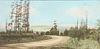 Antique Hand-Tinted Photo Mt Tamalpais c1910