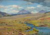 Max Gundlach (American, 1863-1958) Road to Montezuma