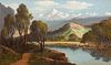 William Hart (American, 1823-1894) Landscape