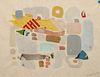 Beatrice Mandelman (American, 1912-1998) 50-Col-2-20/Sunshine