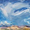 Louisa McElwain (American, 1953-2013) Cloud Spirit